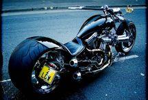 Egenmodifiserte Motorsykler