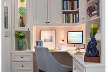 Biuro w domu / Home Office