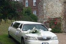 Limousine strech Lincoln Town Car