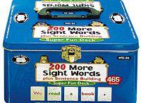 Speech & Language Materials / by Meaghan Goodman
