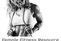 Fitness / by Harmoni Linton