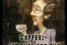 Het leven is tekort om slechte koffie te drinken