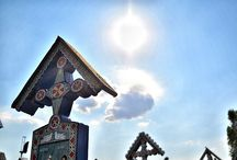 The beauty land of Maramures and Bucovina - Romania