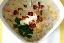 Yummy eats: soups, stews & chowdas
