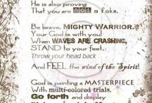 Words of Wisdom / by Christine Davis