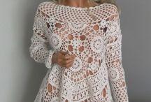 блузы платья