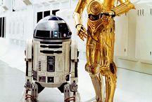 R2D2 - C3PO - BB8