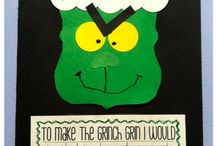 December-1st Grade / by Sarah Robertson