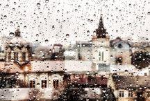 Eső, hideg...