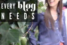 Blog, Blogging and Blogger