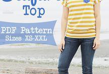 Patterns So Sew