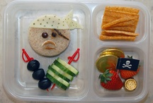Kaden lunchbox ideas!
