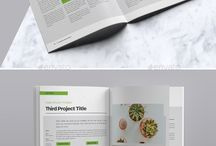 Шаблон брошюры
