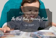 Approved Tips To Buying The Best Baby Memory Book In 2017