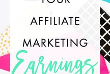 Best Affiliate Marketing Tips / I LOVE affiliate marketing and have collected all of the best pins that I can find here. Probably more of an advanced board than for beginners.