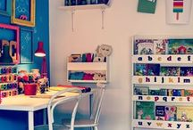 Kids room ideas / Ideas for your #kids #room #bedroom