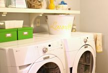 Laundry rooms / by Jolene Smith