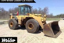 CAT 950FII 8TK00986 / Low-Hours Cat 950FII 8TK00986 Wheel Loader for Sale. Visit Mico Equipment for Used & New Cat Heavy Wheel Loader at Competitive Prices, Backed By Professional Support and Services.