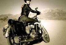Biker - Chicks / Women that Ride! Own their own Bike!