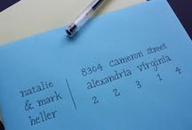 Handwriting / by Ari Davis