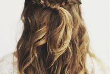 batizado (hair)