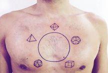 <<GEOMETRIC TATTOOS>> / by Tattoo Ideas