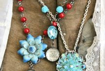 necklaces / by Catherine
