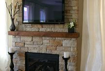 Fireplaces / by Andrea Lee