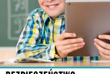 Bezpieczeństwo dzieci i młodzieży w Internecie.