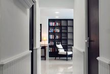 Minimalist Interior Design / Interior design concept that will never goes old no matter how much time has passed. Clean lines, clean color, simple design allow you to enjoy simplicity at its very best.