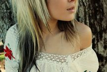 <3 Hair / by Megan Engelby