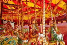 Carousel / Step aboard the carousel with its vivid colours, bright lights and vintage inspired detailing!  / by Joe Browns