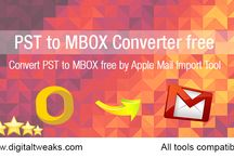PST to MBOX Converter / Now easy to convert PST to MBOX free using an automated and powerful email converter. http://www.digitaltweaks.com/pst-to-mbox-converter-free/
