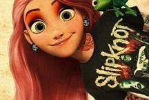 Badass Disney Girls