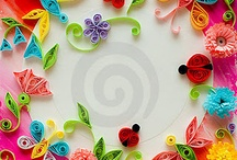 Quilling! / by Charissa Calvelage