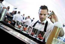 Cocktail catering til bryllup