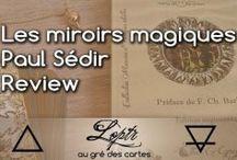 Mes articles / Articles autour du tarot, de la cartomancie, du paganisme ou encore de l'ésotérisme & la sorcellerie, écrits sur mon blog : http://augredescartes.com/