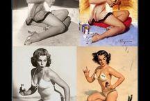 mulheres vintage