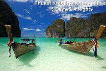 Phuket krabi tour package