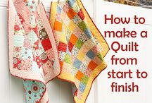 quilting / by Angela Stone