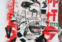 Quadros, arte de rua, etc
