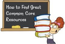 Common Core / by Melissa Newport Hooks