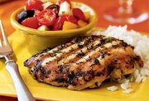 Entrees / Great healthy dinner entrees! Visit http://www.OrderSkinnyWraps.com
