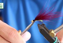 Fly Tying videos/instructions / tying videos and step by step instructions. / by Kerry Keeling