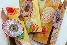 Karten- und Papierideen