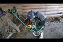 DIY Hiking trailer