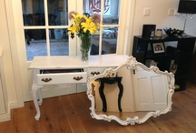 Shabby to chic / New leases of life for old treasure by Ditsy House Designs