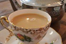 Devonshire Tea / Tea & Scones
