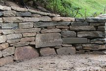 HOW TO STONE  STONE WALLS & COTTAGES