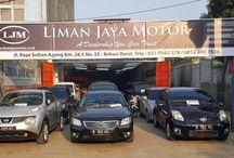 Showroom / Dealer mobil bekas di Bekasi
